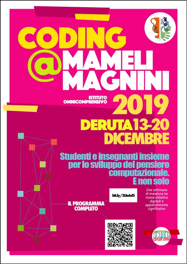 Coding Mameli Magnini 2019